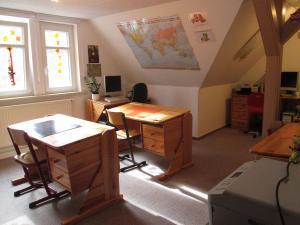 Hausaufgaben-Raum